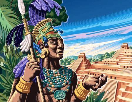 imagenes de jefes mayas 191 por qu 233 desaparecieron los mayas cultura maya