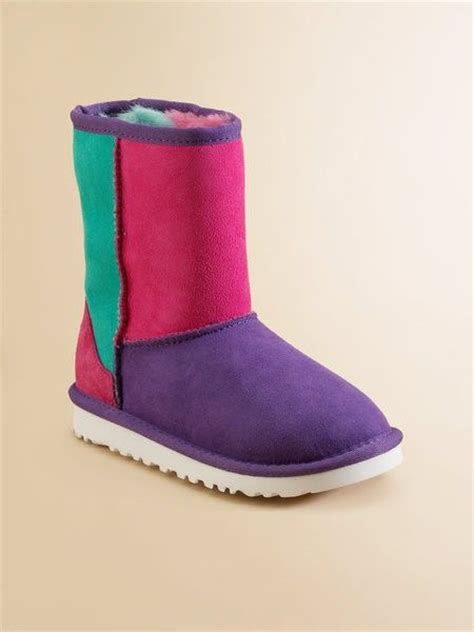 multi colored uggs 17 best images about winter with ugg boots
