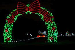 bull run park christmas lights bull run christmas festival of lights things to do in