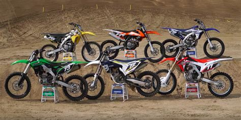 motocross 450 shootout 2016 250f motocross shootout motousa derestricted