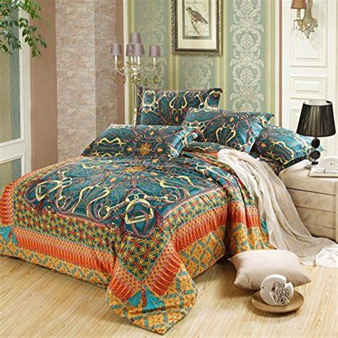 bohemian bed set 1000 ideas about bohemian bedding sets on pinterest