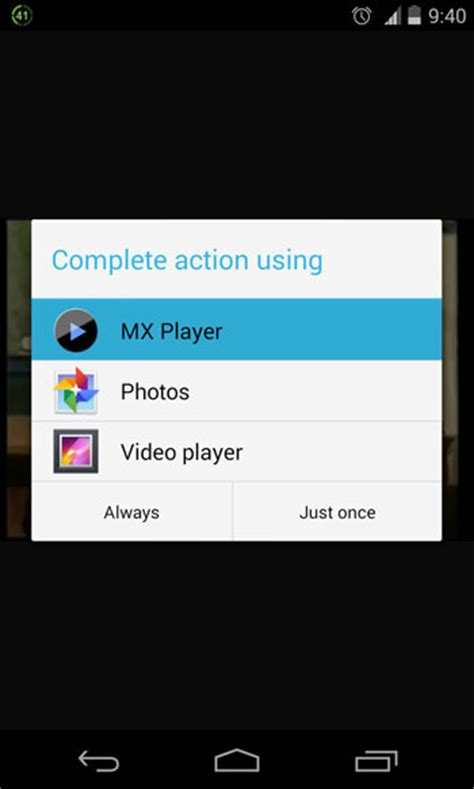 change default app android change default apps on android everything about file type associations