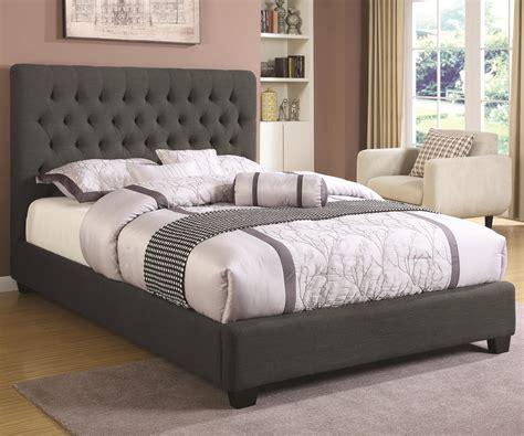 Upholstered King Bed Sale Coaster Upholstered Beds California King Upholstered