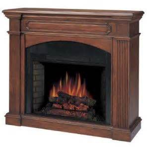 charmglow white mahogany vent free electric fireplace at