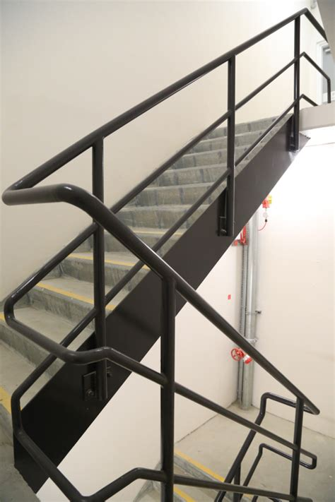 Handrails On Stairs Stair Handrail Vohc Sydney