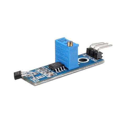 pcs lm  hall sensor hall switch hall sensor module
