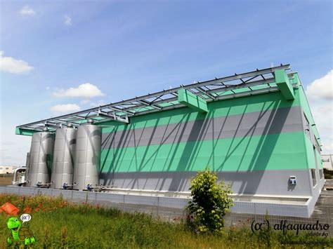 tettoia acciaio tettoia di acciaio coperture prefabbricate bologna