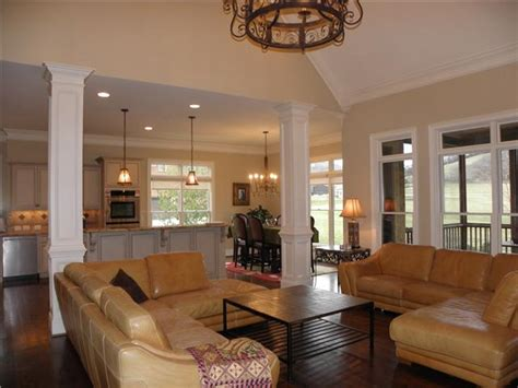 open floor kitchen living room plans floor plan changes open floor plan living dining room