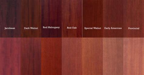 red mahogany  red oak color comparison google search