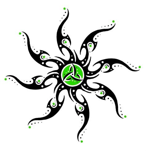 tribal star tattoos designs and tribal design best design