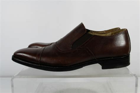 to boot new york loafer to boot new york burgundy slip on loafer shoes size 12 ebay