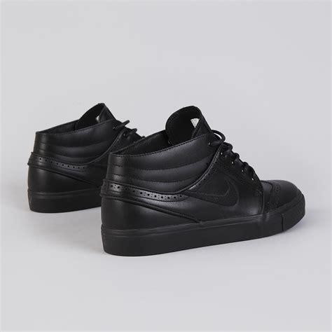 Adidas Zoom Premium Black nike sb zoom janoski mid premium quot black brogue quot sole