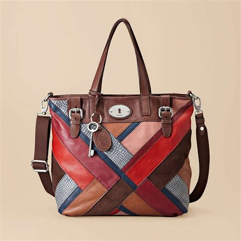Fossil Replika Multired Shopper 17 best images about fossil handbags and wallets on shops a chicken and handbags