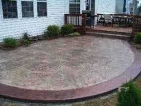 Cement Patio Designs Outdoor Patio Ideas On A Budget Return From Concrete Patio Designs To Concrete Patios