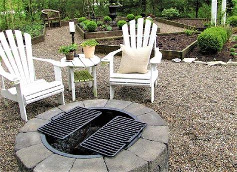 diy pit chairs 10 diy backyard pits