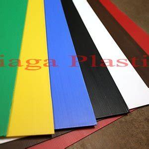 jual infra board infraboard impraboard pp corrugated