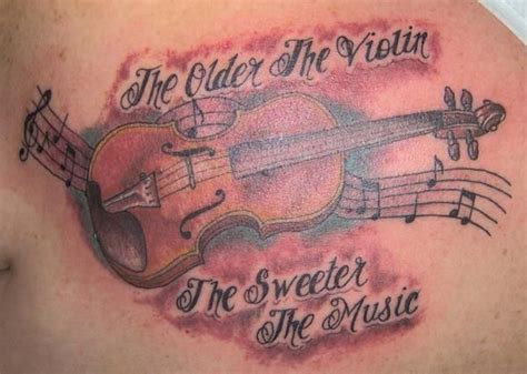 violin tattoo gallery 44 best violin tattoo images on pinterest violin tattoo
