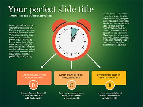 ppt templates for time management free download effective time management presentation template for