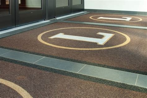 Custom Walk Mats by Protecting Your Investment With Entrance Mats Capozza