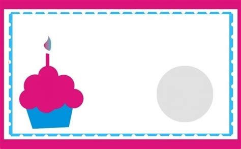 free birthday card templates add photo free birthday card templates to print resume builder