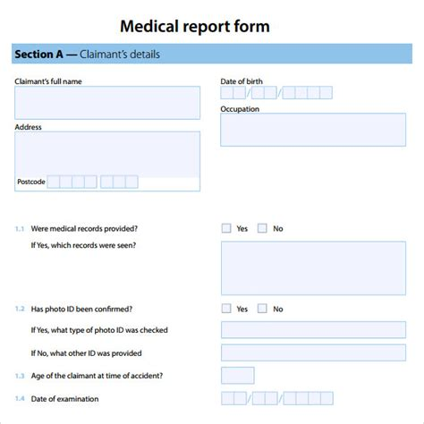 simple report template word sle report template 20 free documents in pdf word