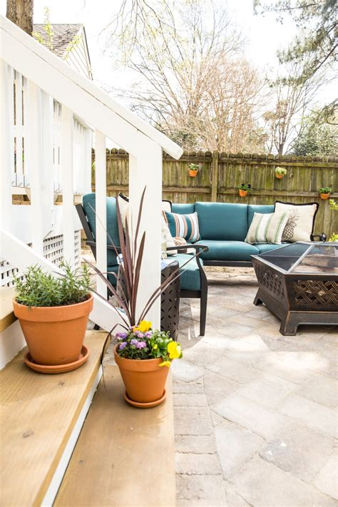 creating an outdoor living space creating an outdoor living space with the home depot