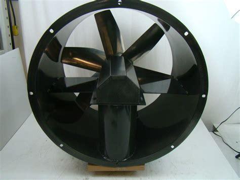 dayton 24 inch fan dayton 24 quot belt drive tubeaxial fan 3c411b ebay