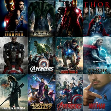 film marvel al cinema il classificone i film dei marvel studios