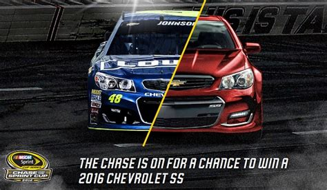 Chase Sweepstakes 2016 - chase for the nascar sprint cup sweepstakes sweepstakesbible