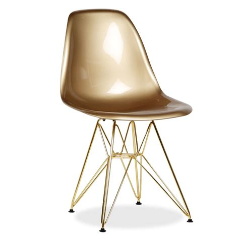 stuhl gold stuhl tower gold edition design klassiker dsr