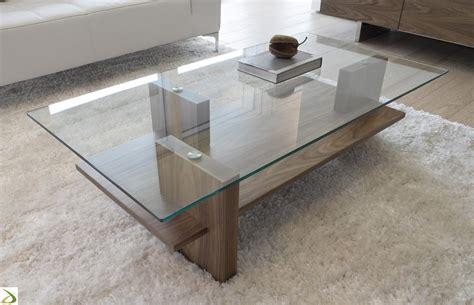 tavoli in vetro per salotto tavolino salotto legno e vetro tavolini per soggiorno