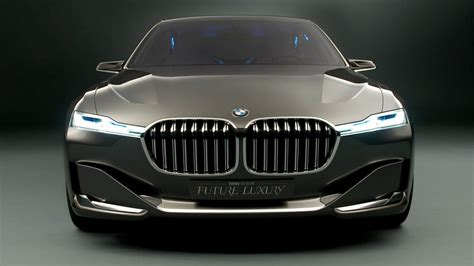 luxury bmw bmw vision future luxury concept youtube