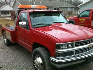 Chevrolet Tow Truck Buy Used 1999 Chevrolet 3500 Tow Truck Wrecker 4x4 In