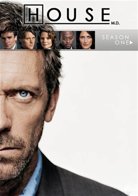 house md season 1 house md dvd covers by kdaver on deviantart