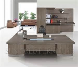 Luxury Home Office Desk 2015 Melamine Luxury Office Furniture Executive Desk Sz Od428 Buy Office Furniture