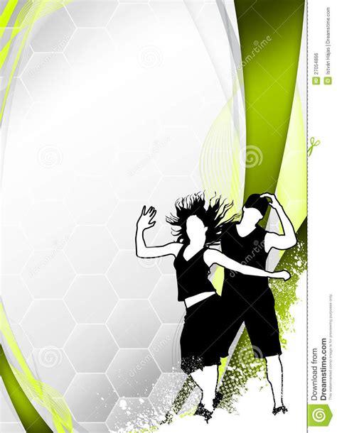 background zumba zumba fitness dance background royalty free stock image