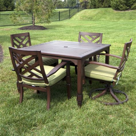 Veranda Classics Patio Furniture Seabury Dining Collection By Veranda Classics Patio Furniture
