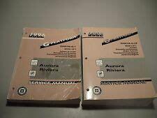 auto repair manual online 1996 oldsmobile aurora free book repair manuals oldsmobile aurora repair manual ebay