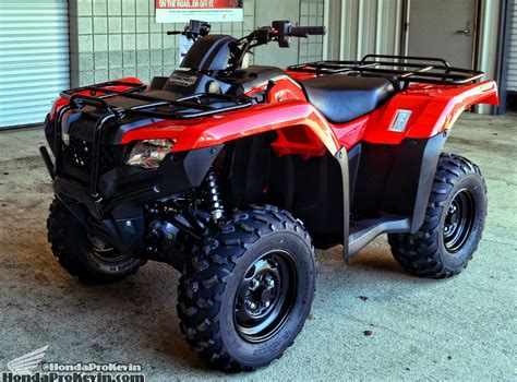 honda rancher trx420 2016 rancher 420 dct irs eps atv review specs price