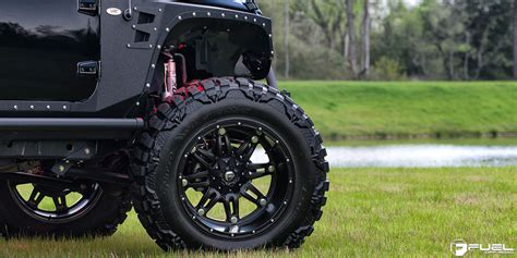 Best Looking Wheels For Jeep Wrangler Get Hostile With This Jeep Wrangler On Fuel Wheels