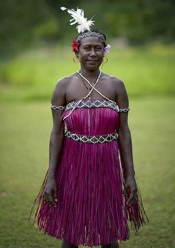 papua new guinea bougainville island traditional dress papua new guinea