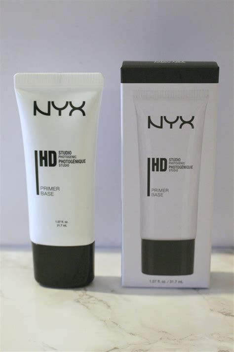 Nyx Hd Primer Base nyx hd studio photogenic primer base secrets