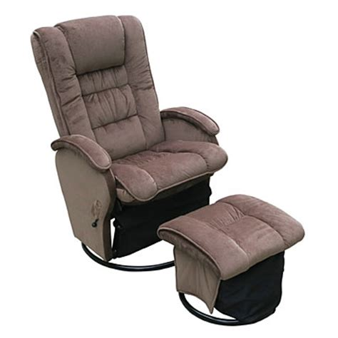 leather glider recliner with ottoman faux leather glider recliner with ottoman big lots
