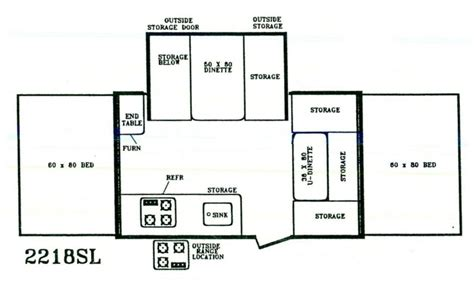 Pop Up Cer Floor Plans | coleman pop up cer floor plans pop up cer floor plans 28