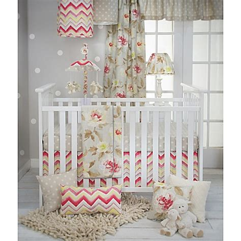 glenna jean crib bedding glenna jean harper crib bedding collection bed bath beyond