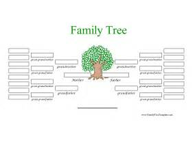 family tree template doc 28 family tree template excel family tree template for
