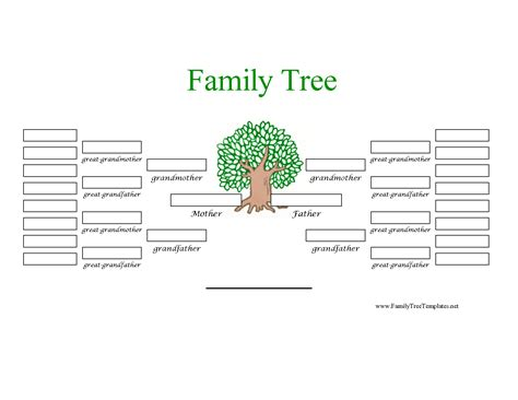 family tree excel template 28 images 6 family tree