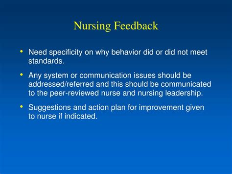 peer reviewed nursing and health care journal nursing impact factor ppt presented to nmh nursing quality peer review