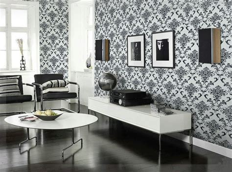 40 living room decorating ideas damask wallpaper damasks and wallpaper background wall bedroom wallpaper for living