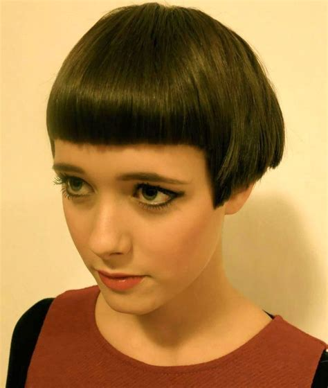 sle hair cut bob hair with bangs 20 best bob hairstyles with shaved parts images on